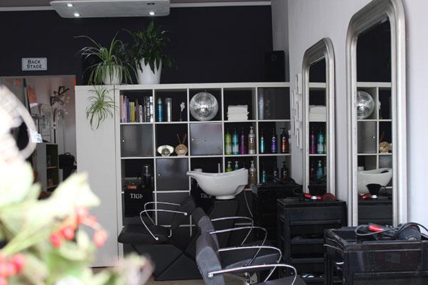 Edinburgh Hair salon city centre