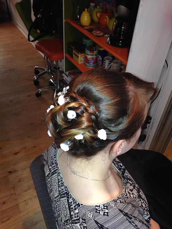 Wedding Hair Edinburgh
